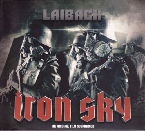 Laibach<br>Iron Sky (The Original Film Soundtrack)<br>CD